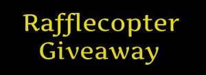 Rafflecopter Giveaway Black andYellow