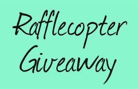 Rafflecopter Giveaway green