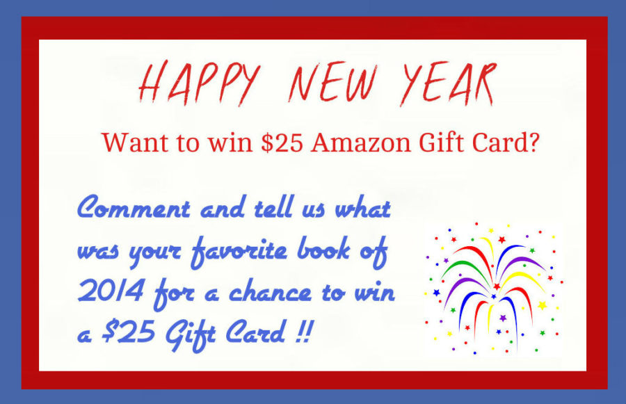Happy New Year 2015 Giveaway The Reading Cafe